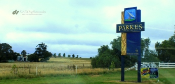 Parkes, NSW - 361 km from Sydney